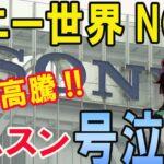 【海外の反応】米国「日本は本当にスゴイ!鬼滅の刃を持ったソニーが、世界No 1の持続可能な企業に」一方、あの企業は28位で号泣w【Twitterの反応】