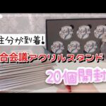 【鬼滅の刃グッズ開封】柱合会議・蝶屋敷編、柱アクリルスタンド