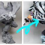 【鬼滅の刃】〝蛇柱〟伊黒小芭内のフィギュア作ってみた Sculpting Obanai Iguro -Demon Slayer-【clay figure】